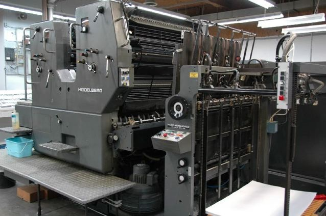 Offset Printing Technology