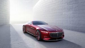This Vision Mercedes-Maybach 6 is what should have been from the beginning Maybach