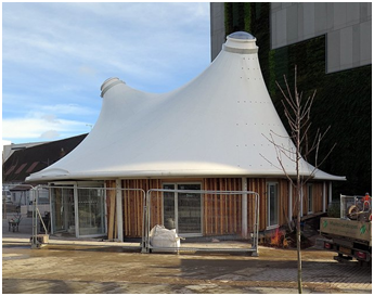 Making Energy Savings with Fabric Structures