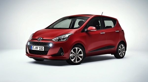 New Hyundai i10 Small comes with Android Auto and Apple carplay underarm